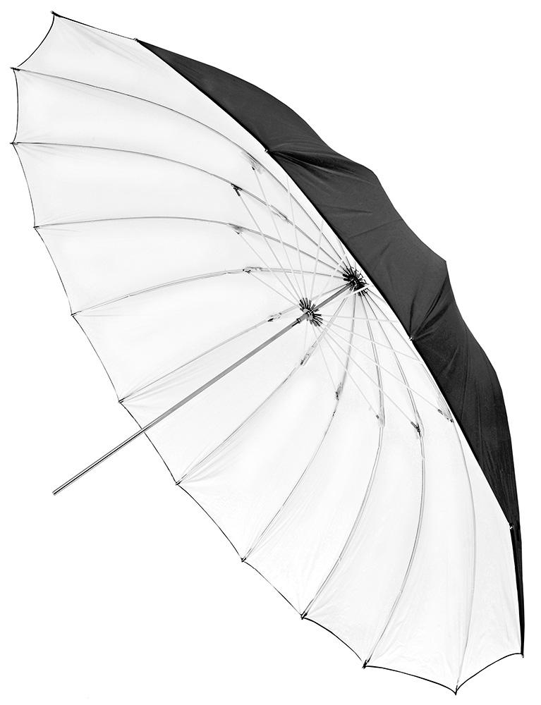 Картинка для Фотозонт Bresser (Брессер) SM-14 Jumbo 150 см, черно-белый