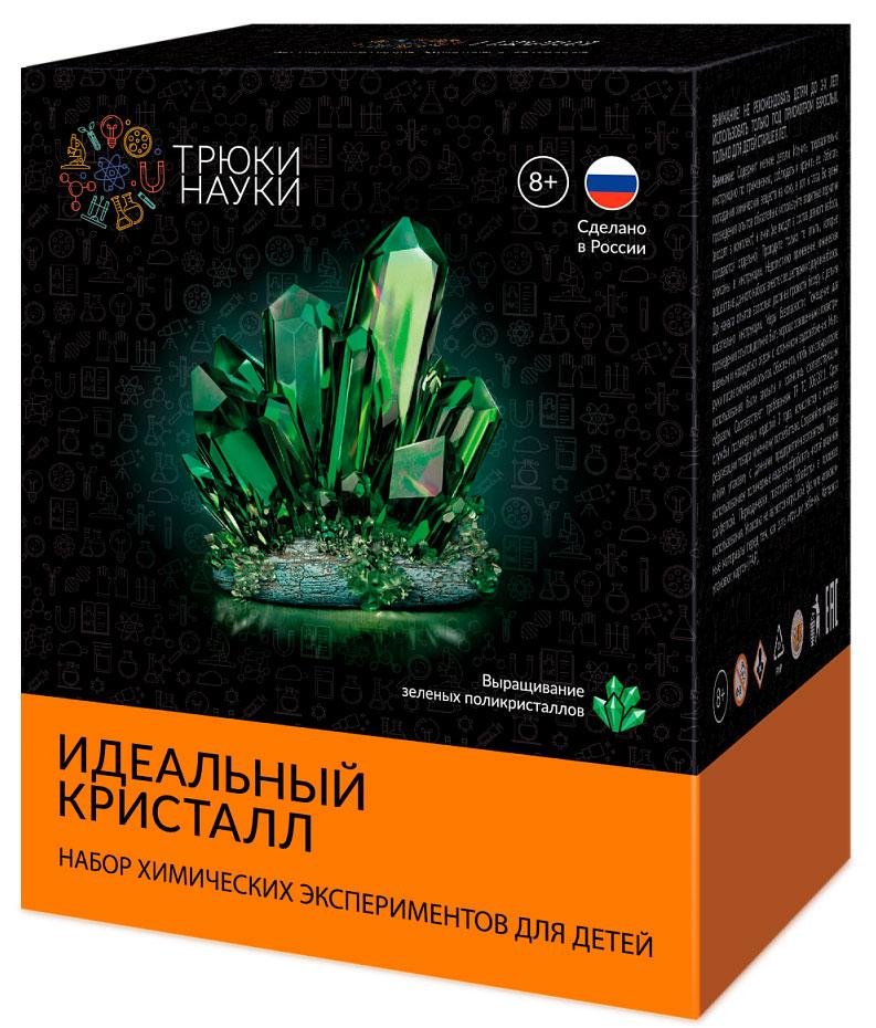 Картинка для Набор «Трюки науки» Z118 «Идеальный кристалл», зеленый