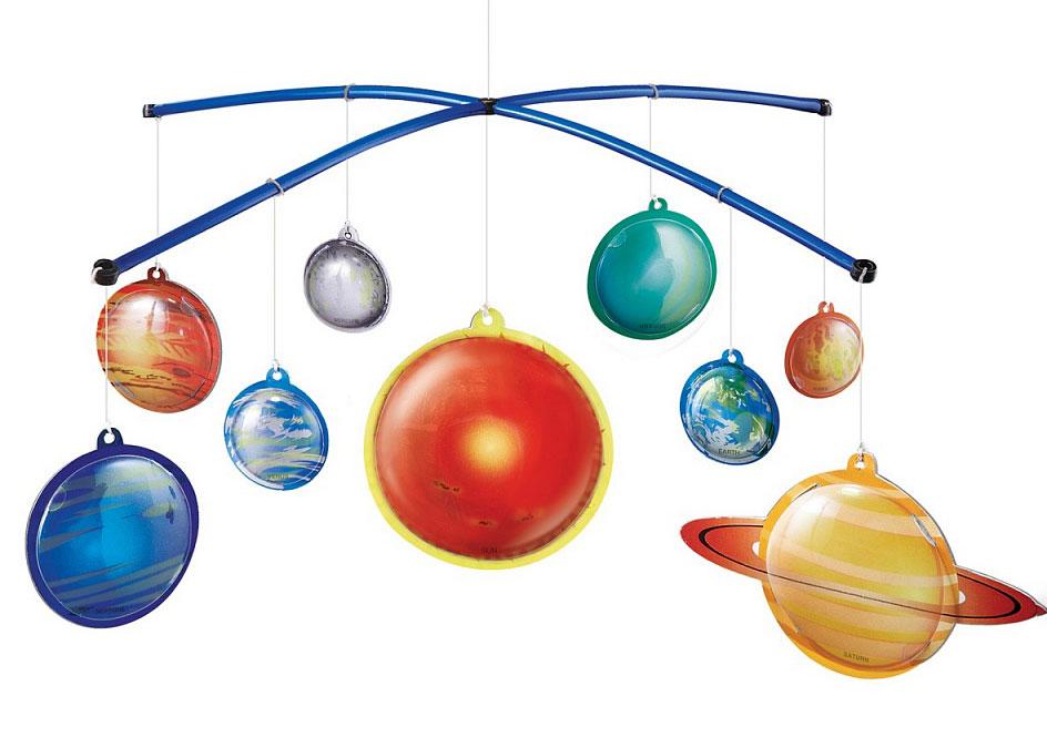 Картинка для Набор 4M 00-03225 «Солнечная система. Подвесной макет»