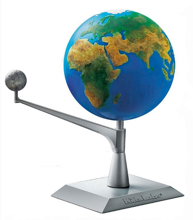 Картинка для Набор 4M 00-03241 «Макет Земля-Луна. Собери и раскрась»