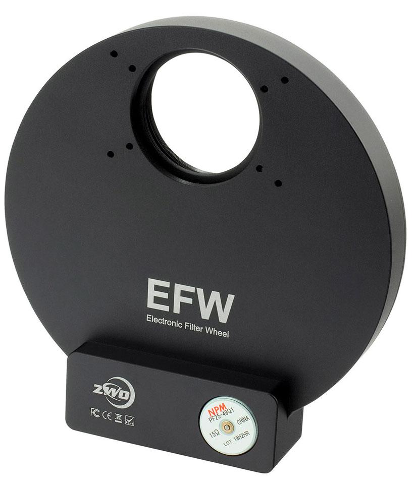 """Картинка для Колесо для фильтров ZWO EFW, 5х2"""""""