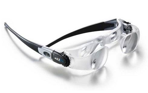 Картинка для Лупа-очки Eschenbach MaxTV 2,1х, для просмотра телевизора