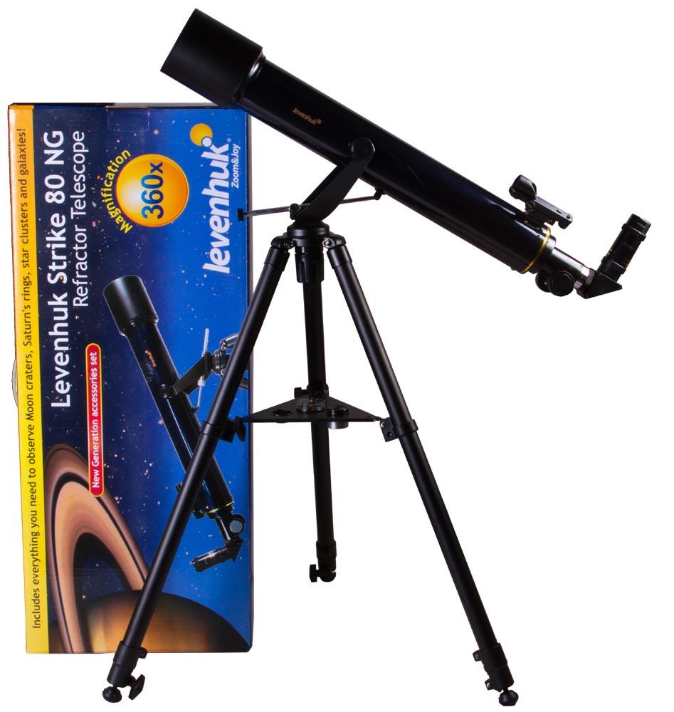 Телескоп в подарок ребенку