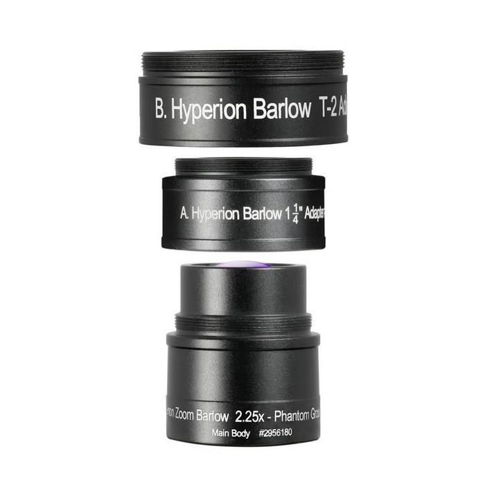 "Картинка для Линза Барлоу Baader Hyperion Zoom 2,25х, 1,25"""