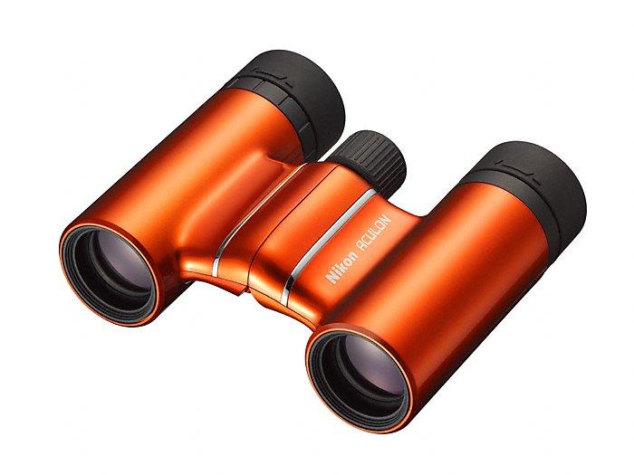 Картинка для Бинокль Nikon Aculon T01 8x21, оранжевый