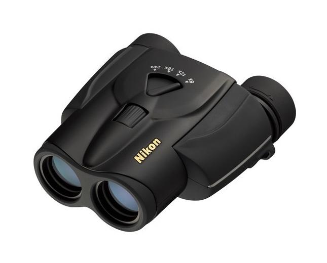 Картинка для Бинокль Nikon Aculon T11 8–24x25 Zoom, черный