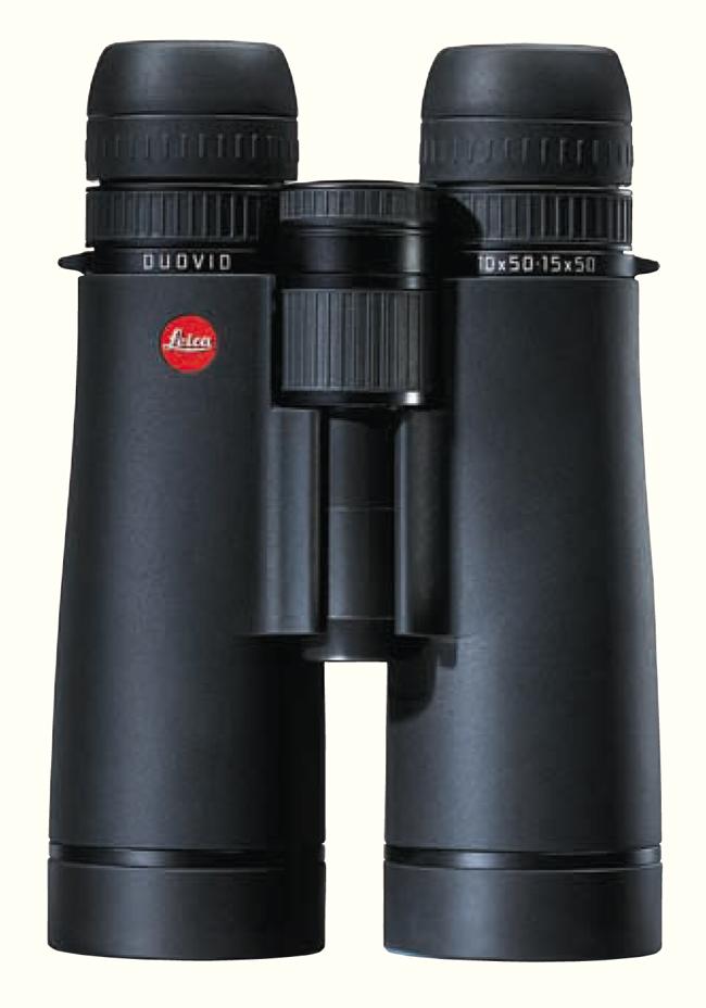 Картинка для Бинокль Leica Duovid 10+15x50 HD
