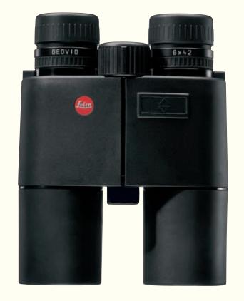 Картинка для Бинокль-дальномер Leica Geovid 10x42 HD-R, M