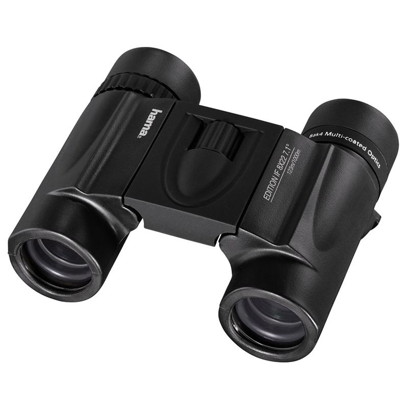 Картинка для Бинокль Hama 8x22 Premium Edition, черный
