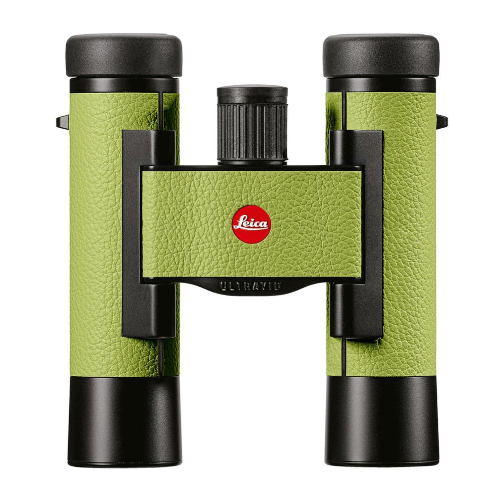 Картинка для Бинокль Leica Ultravid Colorline 10x25 Apple Green