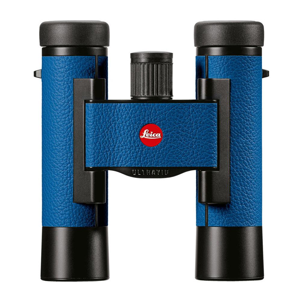 Картинка для Бинокль Leica Ultravid Colorline 10x25 Capri Blue