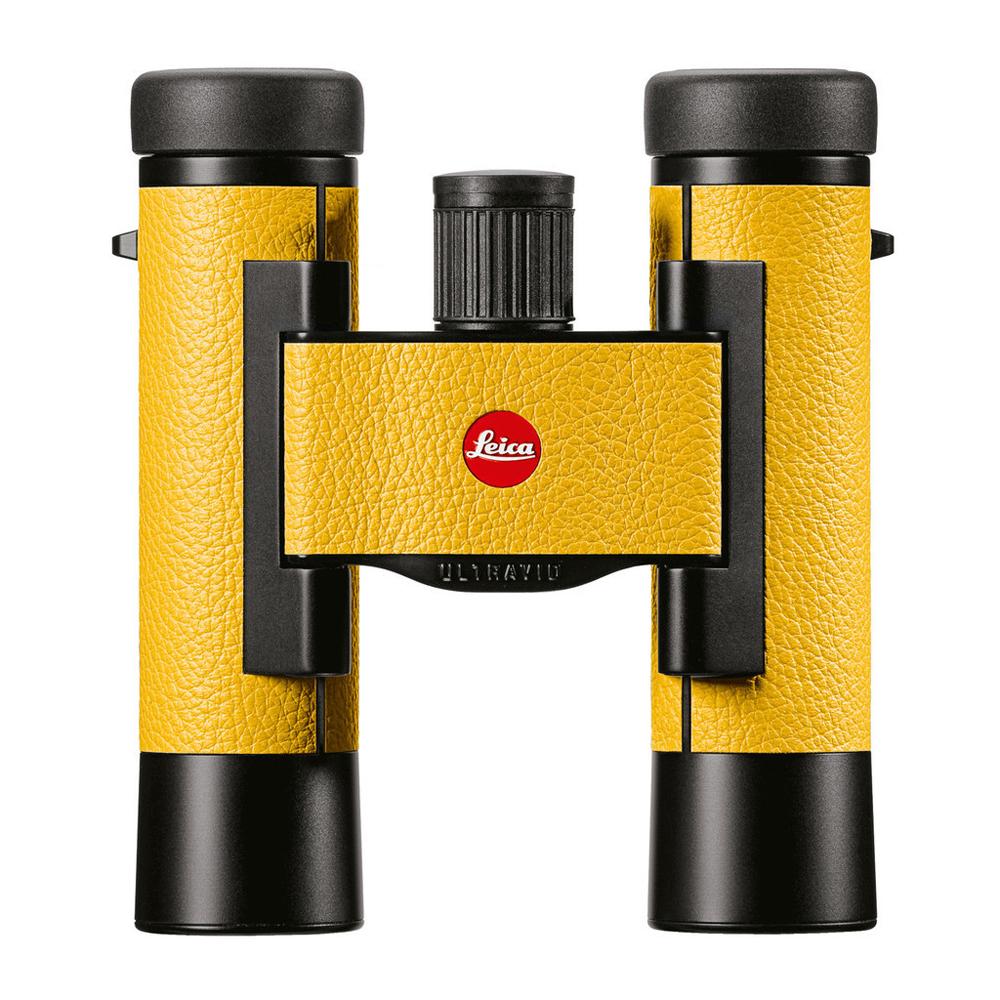 Картинка для Бинокль Leica Ultravid Colorline 10x25 Lemon Yellow