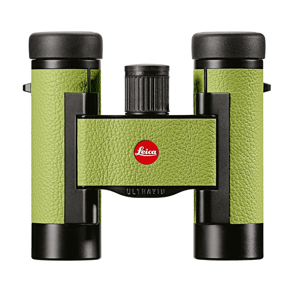 Картинка для Бинокль Leica Ultravid Colorline 8x20 Apple Green