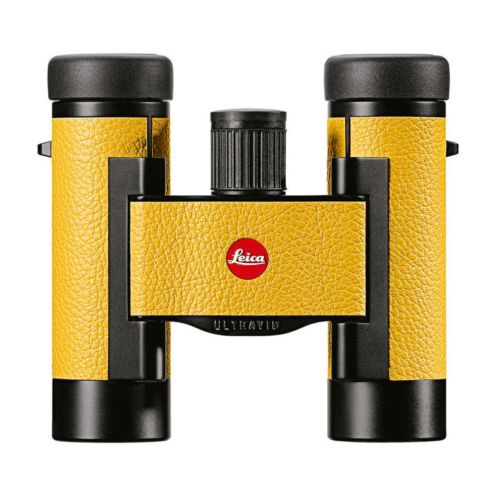 Картинка для Бинокль Leica Ultravid Colorline 8x20 Lemon Yellow