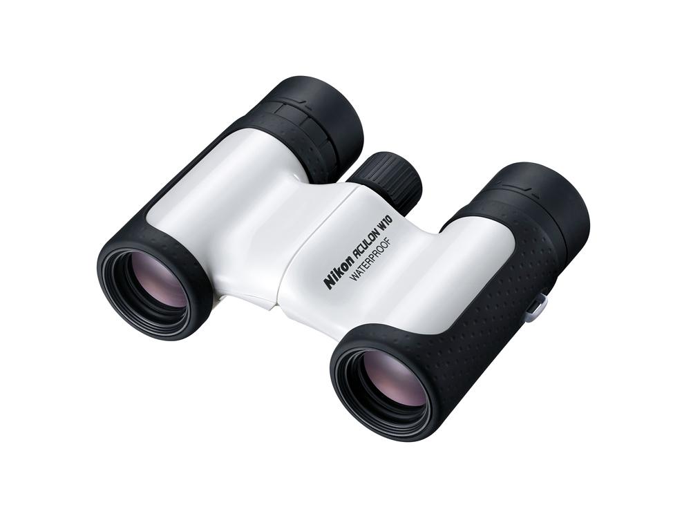 Картинка для Бинокль Nikon Aculon W10 8x21, белый
