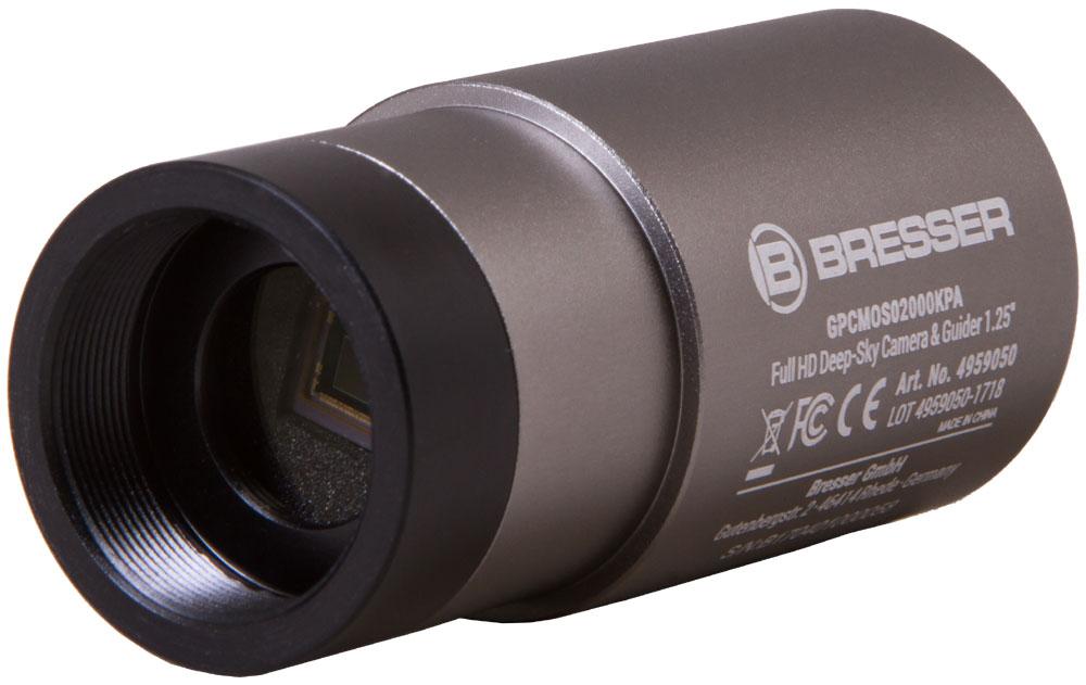 """Картинка для Камера цифровая Bresser (Брессер) Full HD с автогидом, 1,25"""""""