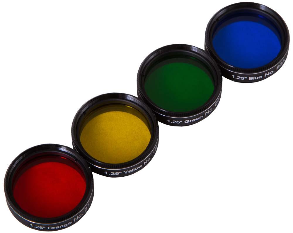 Картинка для Набор светофильтров Explore Scientific №2
