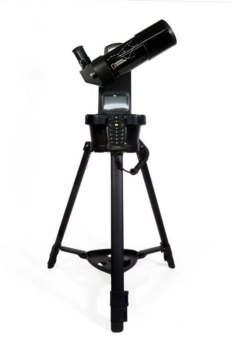 Телескоп Bresser (Брессер) National Geographic 70/350 GoTo  17900.000
