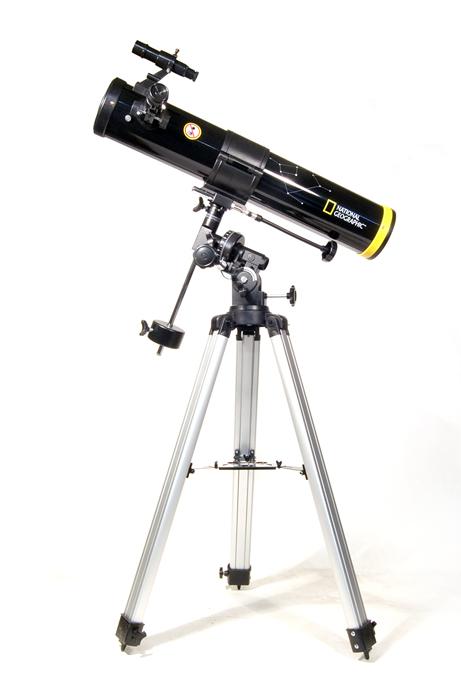 Телескоп Bresser (Брессер) National Geographic 76/700 EQ  7990.000