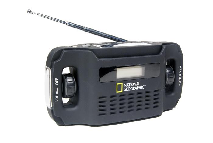 Радио Bresser (Брессер) National Geographic на солнечных батареях  2290.000