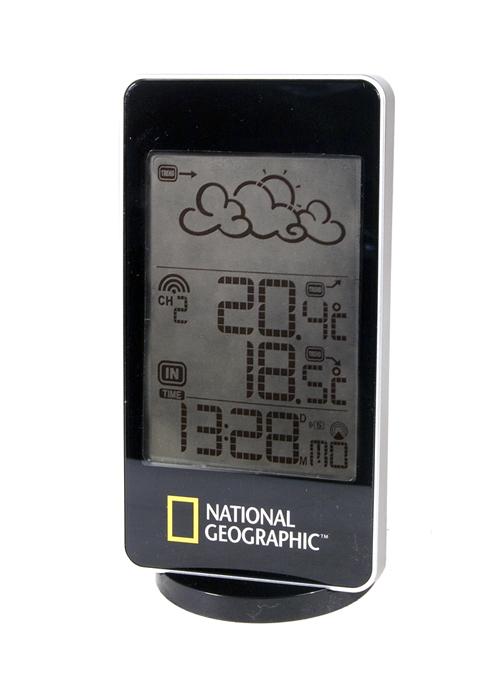 Картинка для Метеостанция Bresser (Брессер) National Geographic с одним экраном