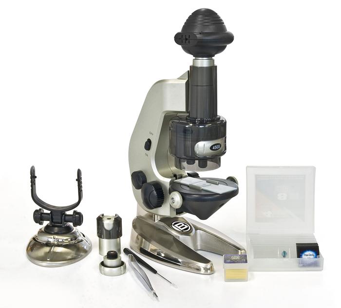 Цифровой микроскоп Bresser (Брессер) Junior (4 в 1)  6290.000