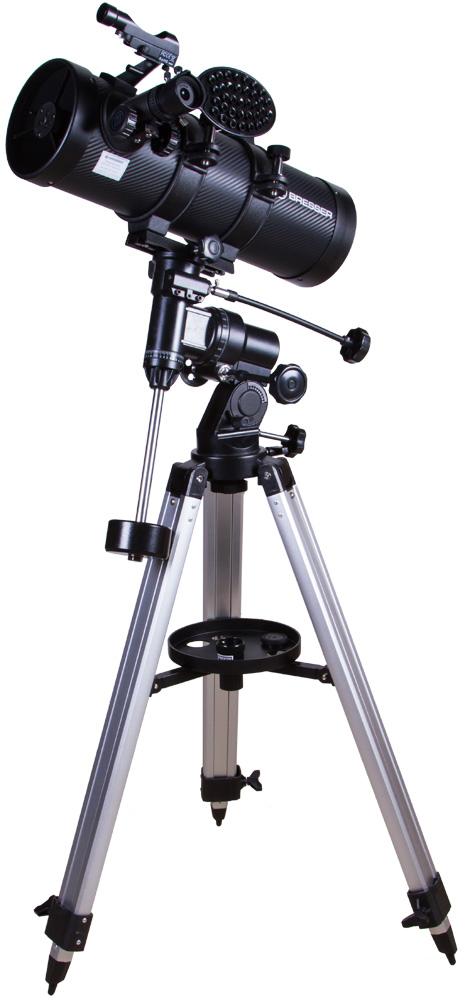 Картинка для Телескоп Bresser (Брессер) Pluto 114/500 EQ
