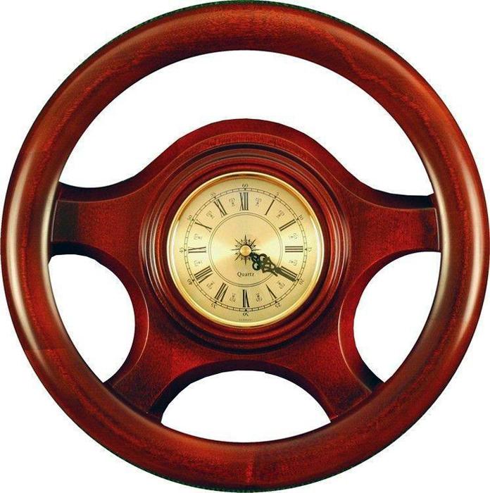 Картинка для Часы сувенирные С-16, штурвал