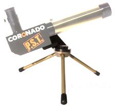 Картинка для Настольная монтировка для телескопа CORONADO Malta PST