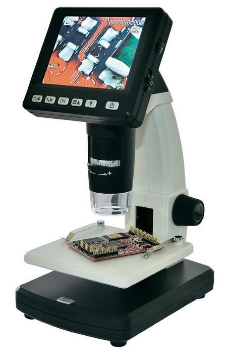 Картинка для Микроскоп цифровой DigiMicro LCD