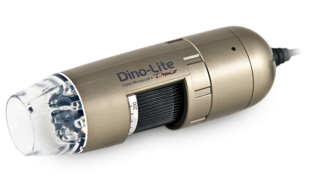 Картинка для Микроскоп цифровой Dino-Lite AM4113T-FVW (ультрафиолетовый/светлого поля)