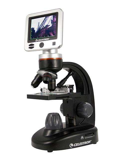 Картинка для Микроскоп цифровой Celestron с LCD-экраном II