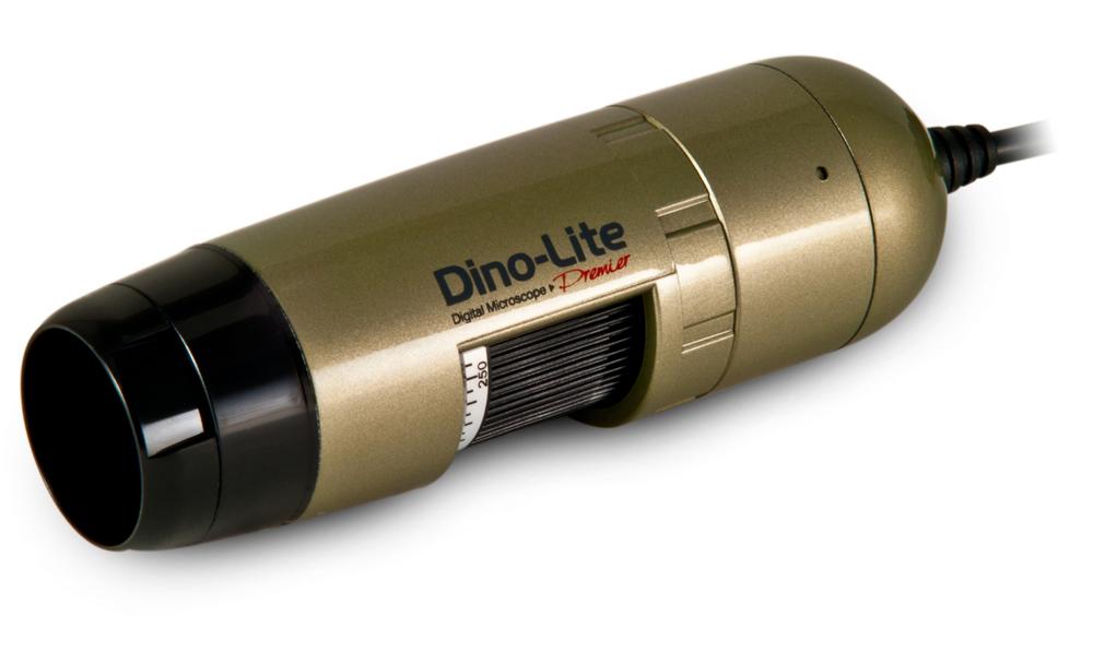 Картинка для Микроскоп цифровой Dino-Lite AM4113T-YFGW (флуоресцентный, зеленый фильтр)