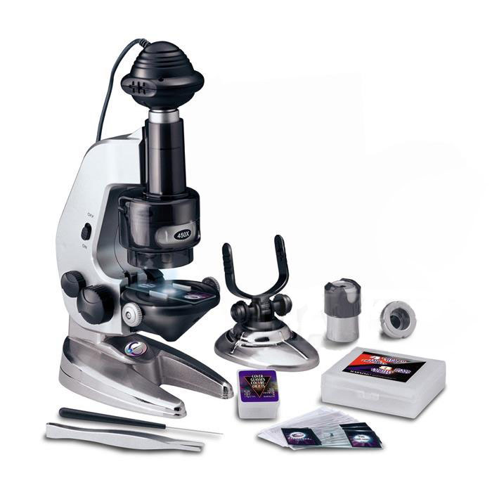 Картинка для Микроскоп цифровой Eastcolight 100–525x