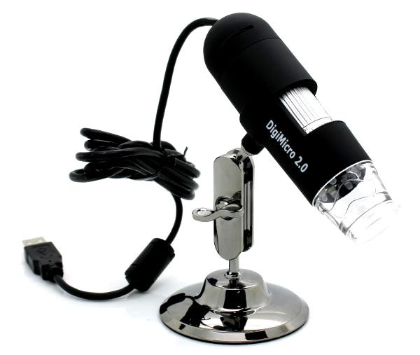 Картинка для USB-микроскоп DigiMicro 2.0