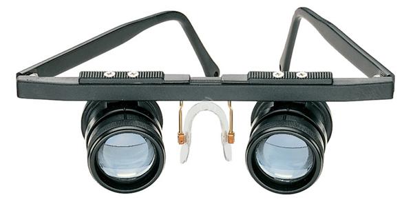 Картинка для Лупа-очки бинокулярная ахроматическая Eschenbach RidoMed 3x, 23 мм