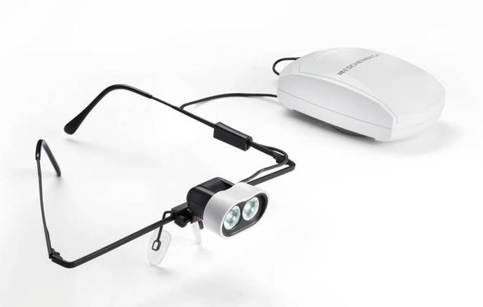 Картинка для Подсветка светодиодная Eschenbach HeadLight LED, с креплением на оправе