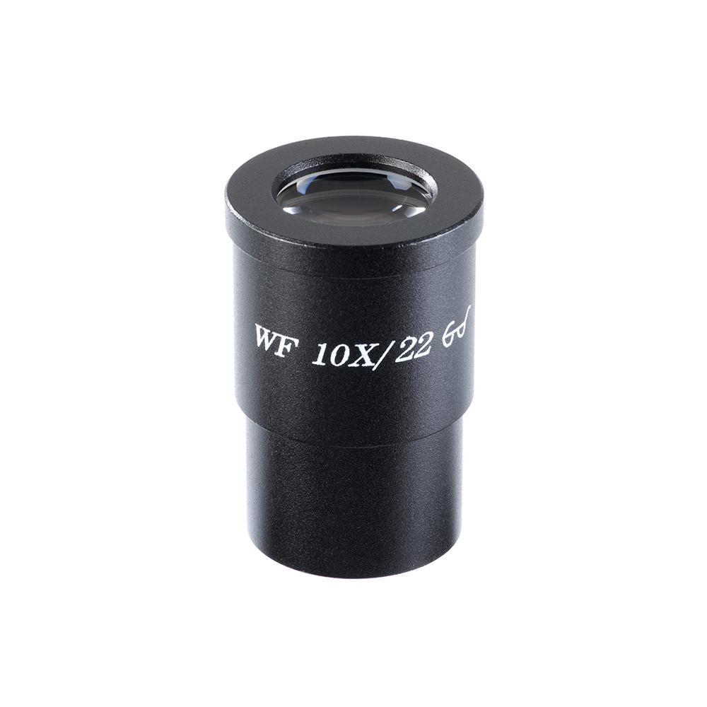 Картинка для Окуляр 10x/22 (D30 мм) для микроскопов Микромед, со шкалой