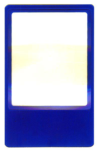 Линза Френеля Kromatech 3х, гибкая, вертикальная  70.000