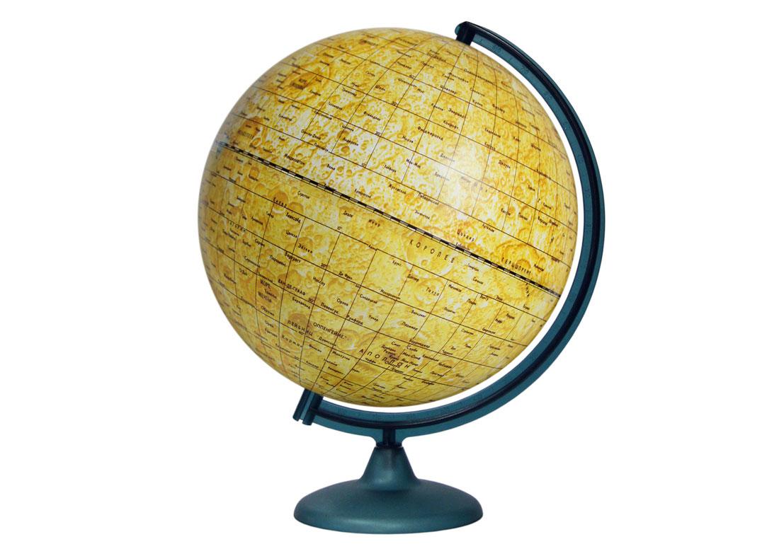 Картинка для Глобус Луны диаметром 320 мм
