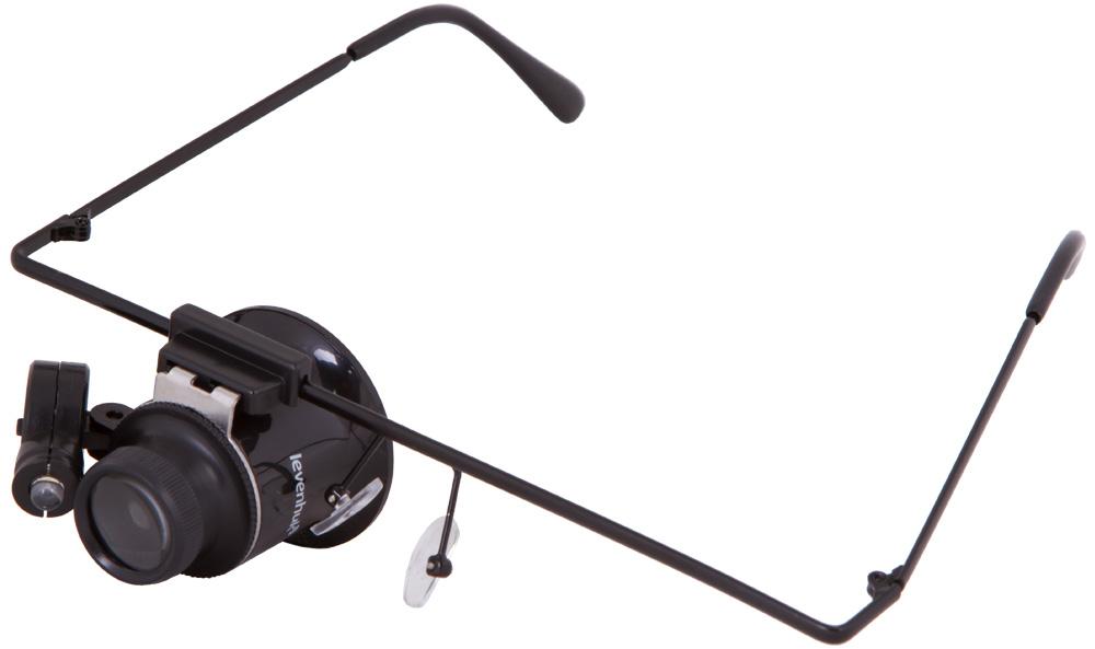 Картинка для Лупа-очки Levenhuk (Левенгук) Zeno Vizor G1