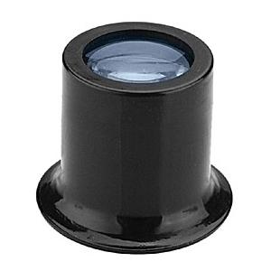 Картинка для Лупа Kromatech часовая контактная 10х, 25 мм MG13B-7