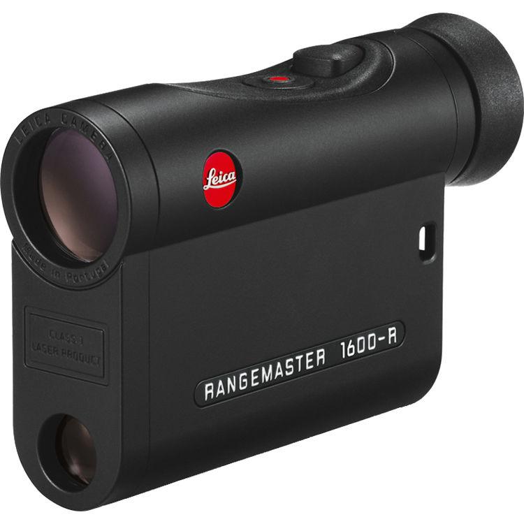 Картинка для Дальномер лазерный Leica Rangemaster CRF 1600-R, черный