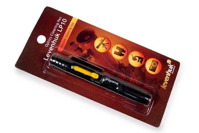 Картинка для Карандаш чистящий Levenhuk (Левенгук) Cleaning Pen LP10