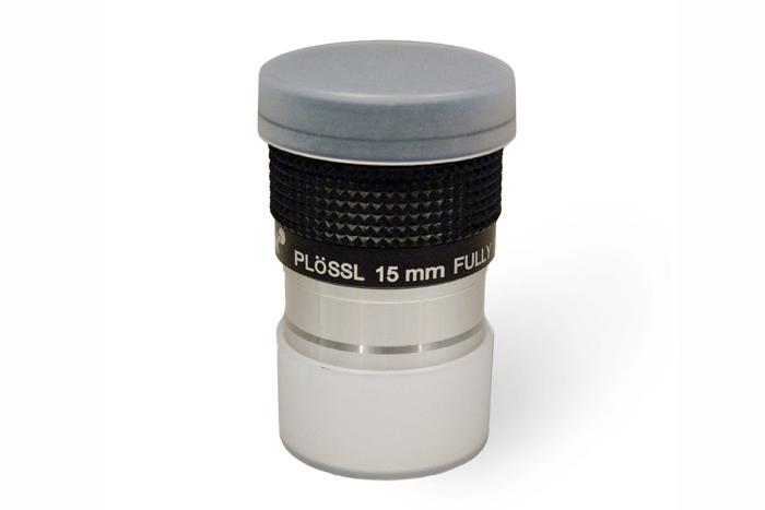 Окуляр Levenhuk (Левенгук) Plossl 15 мм, 1,25