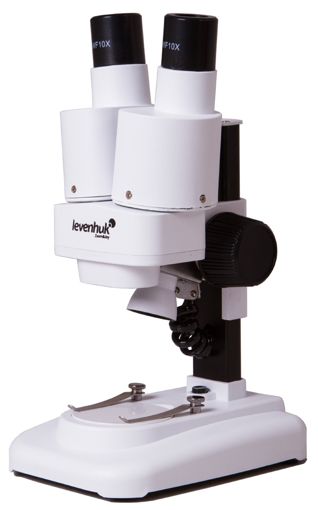 Картинка для Микроскоп Levenhuk (Левенгук) 1ST, бинокулярный