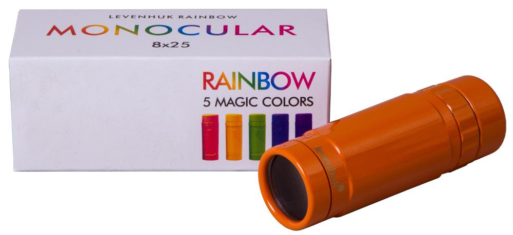 Монокуляры Levenhuk Rainbow 8x25