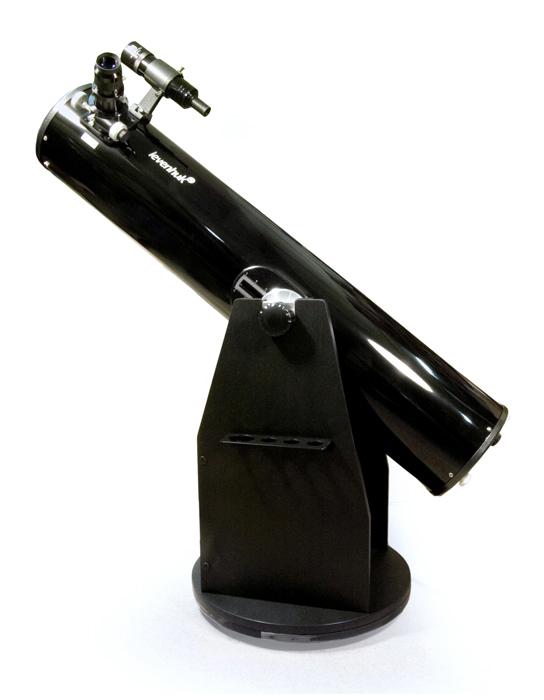 Картинка для Телескоп Добсона Levenhuk (Левенгук) Ra 200N Dob