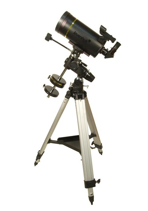 28300. Телескоп оптической схемы Максутова-Кассегрена LEVENHUK Skyline PRO 127 MAK EQ с объективом диаметром 127 мм и...