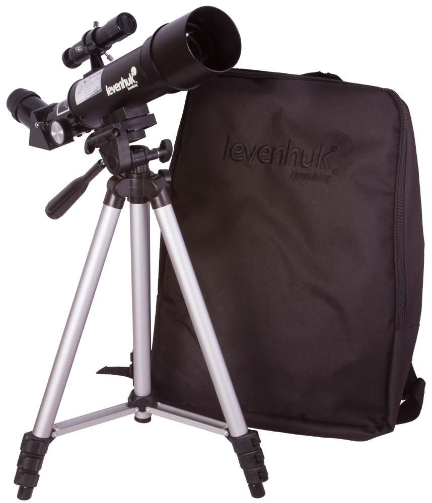 Картинка для Телескоп Levenhuk (Левенгук) Skyline Travel 50